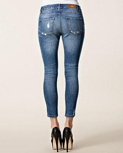 Audrey Jeans Morris slim fit jeans till dam.