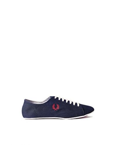Fred Perry sneakers till dam.