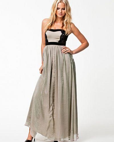 Selected Femme Ballerina Corsage Long Dress