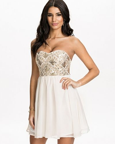 NLY One Bandeau Decor Top Dress