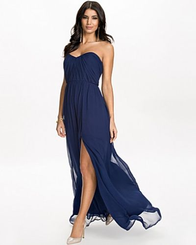 Nly Eve Bandeau Drape Dress