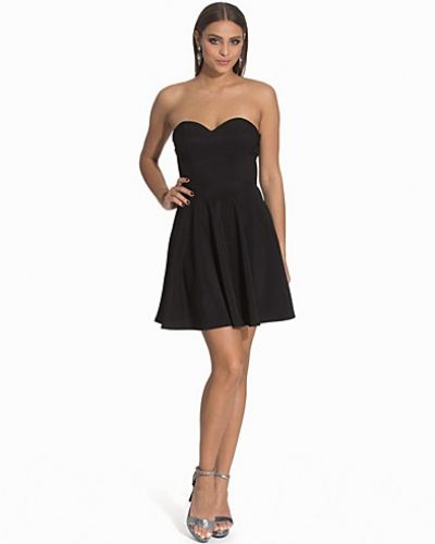 NLY One Bandeau Flare Dress
