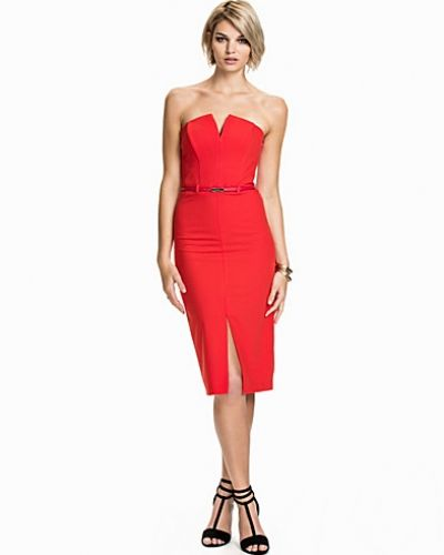Miss Selfridge Bandeau Pencil Dress