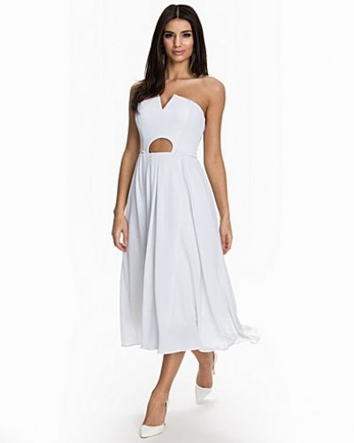 John Zack Bandeau Pocket Dress