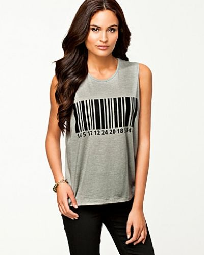 NLY Trend Barcode Tanktop