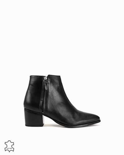 Topshop Bardot Heeled Ankle Boots
