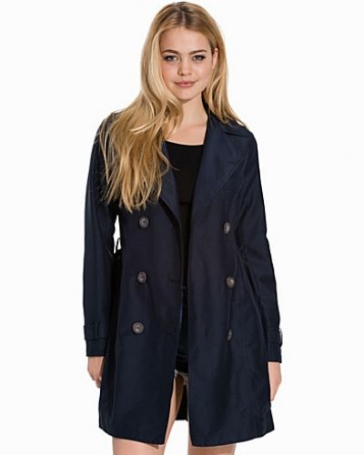 New Look Belted Trench Coat