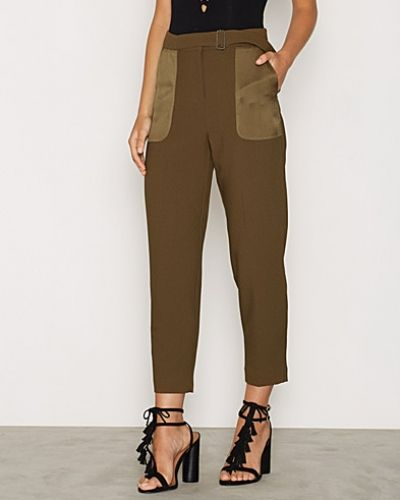Chinos Belted Utility Peg Trousers från Topshop