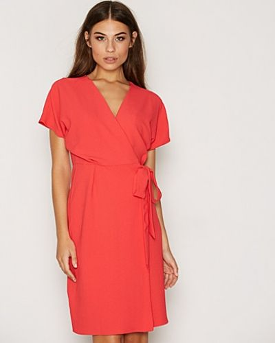 Topshop Belted Wrap Dress