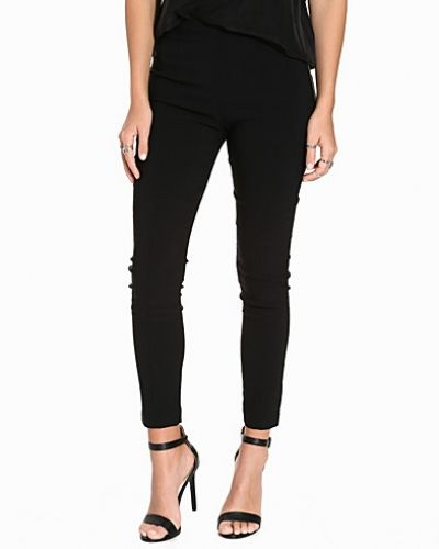 New Look Bengaline Slim Leg Cropped Trousers