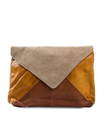 Bertha leather clutch - Pieces - Clutch-Väskor