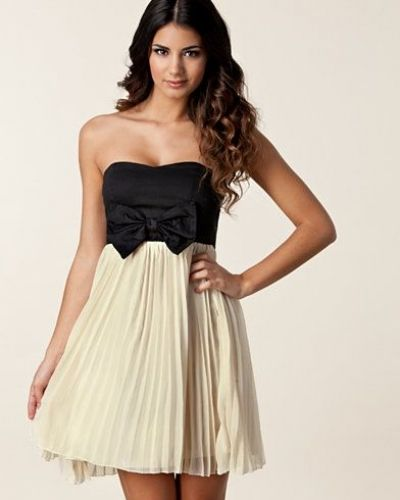 Te Amo Big Bow Dress