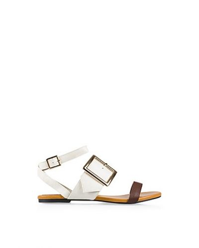 Nly Shoes Big Buckle Sandal