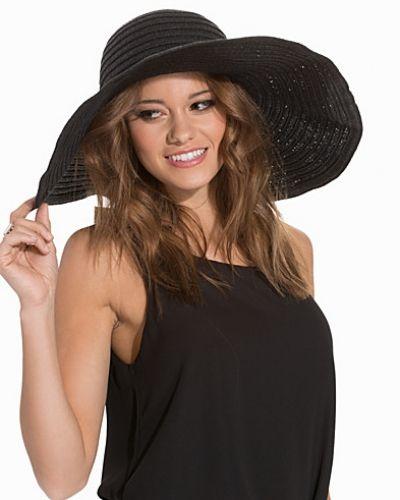 Big Straw Hat NLY Accessories huvudbonad till dam.