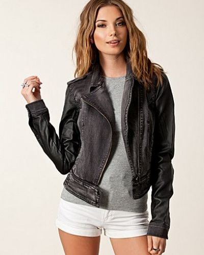 Vero Moda Biker Denim Jacket