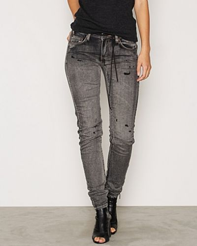 Jeans Black Hart Hoodlums från One Teaspoon