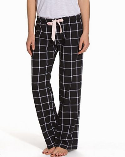 P-J Salvage Black n' Blush Pant
