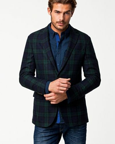 Tommy Hilfiger Blackwatch Blazer