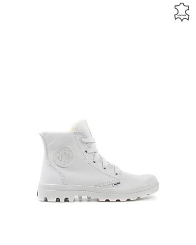 Palladium Blanc Hi Leather Ladies