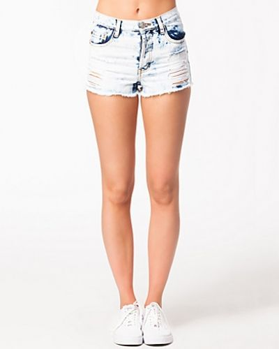 Jeansshorts från Glamorous till tjejer.