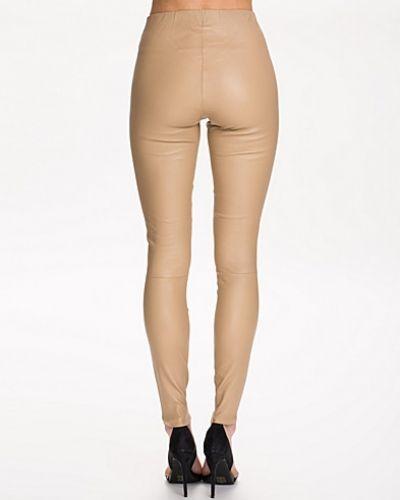 Läderbyxa Blenaso Pants från By Malene Birger