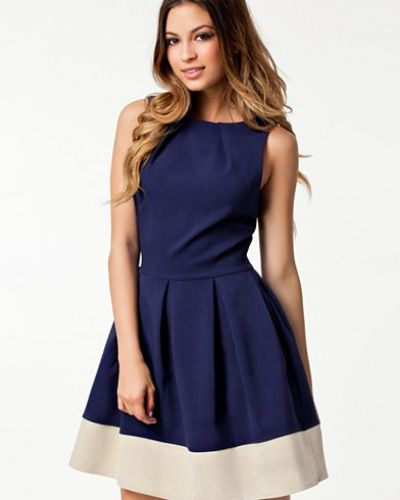 Closet Block Color Base Dress