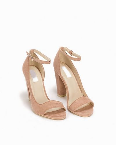 Pumps Block Heel Sandal från Nly Shoes