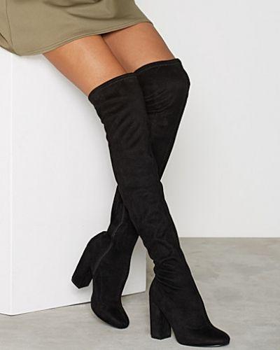Känga Block Heel Thigh Boot från Nly Shoes