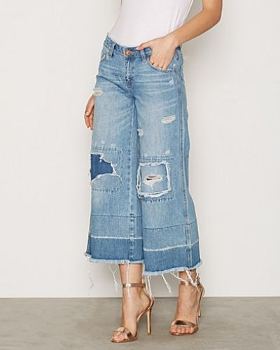 Bootcut jeans Blue Bone Mrs James från One Teaspoon