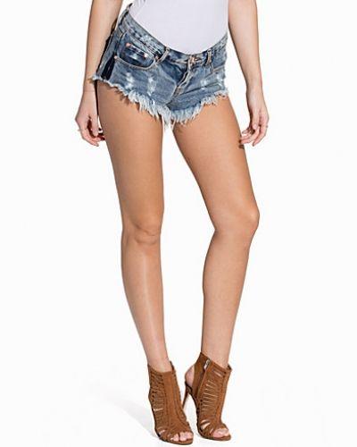 Blue Malt Bonitas One Teaspoon jeansshorts till tjejer.