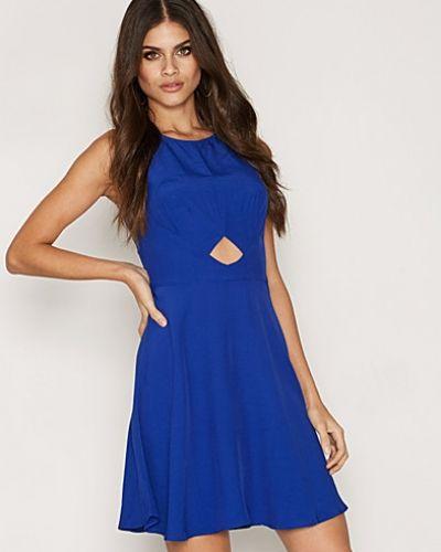 Till dam från Miss Selfridge, en blå klänning.