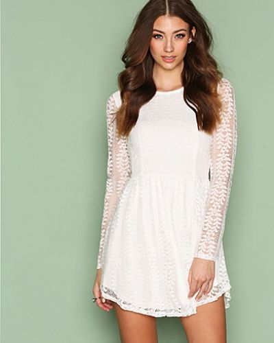 NLY Trend Blush Lace Dress