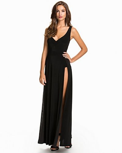 NLY One Bodysuit Maxi Dress