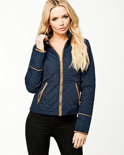 vero moda jacka blå