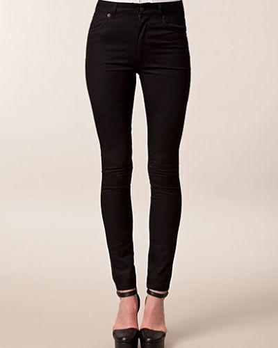 Slim fit jeans från Won Hundred till dam.