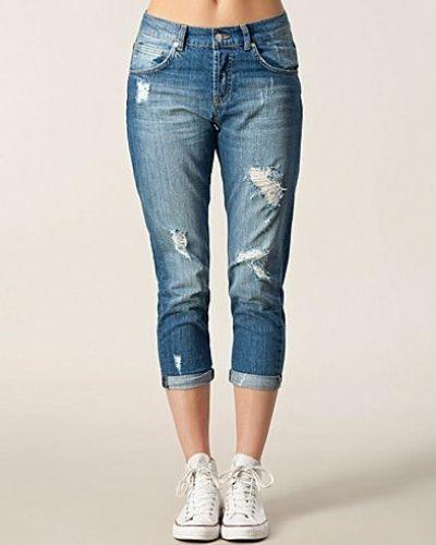 Svea till Dam. Svea Boyfriend Jeans, Mjukisbyxor, Slim Fit