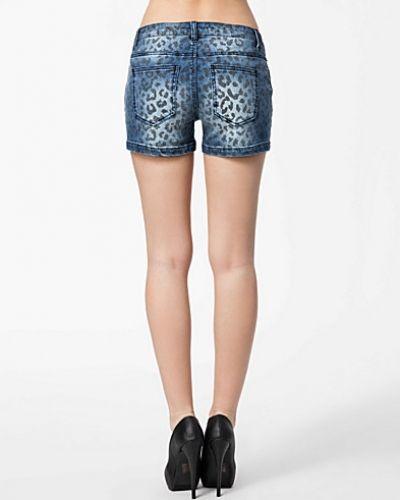 Vero Moda Brix Leo Bleached Shorts