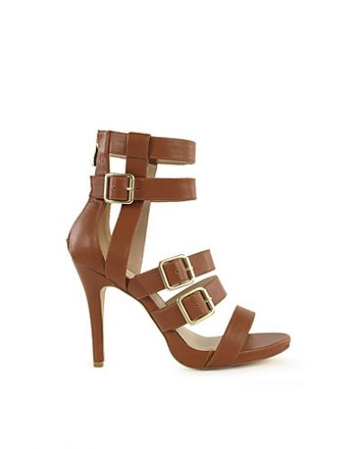 Nly Shoes Buckle Sandal