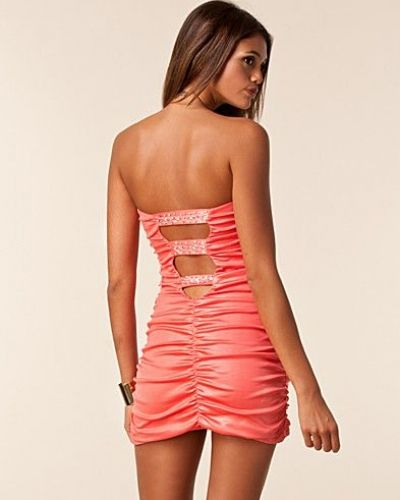 Te Amo Bustier 3 Diamond Strap Dress