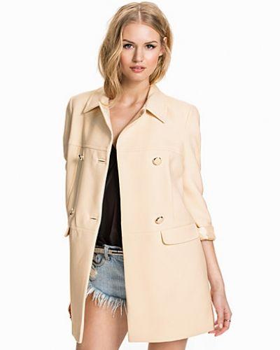Miss Selfridge Buttermilk Coat