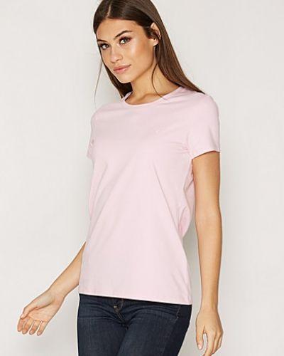 C-Neck T-Shirt SS Gant t-shirts till dam.