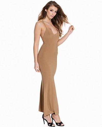 Maxiklänning Cami Slinky Rouched Back Dress från Club L
