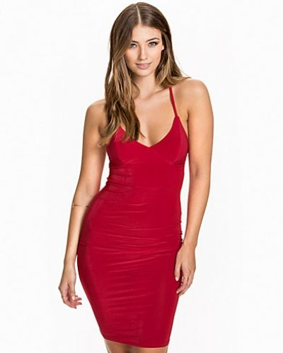 10dacb058e34 Cami Super Strap Slinky Dress Club L Essentials fodralklänning till dam.