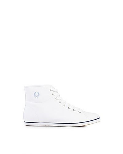 Canvas Shoe Fred Perry sneakers till dam.
