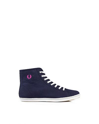 Fred Perry Canvas Shoe