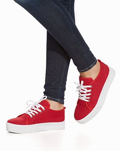 Sneakers Canvas Sneaker från Nly Shoes