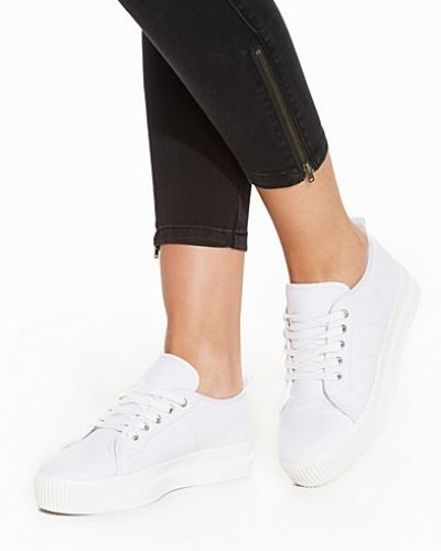 Nly Shoes Canvas Sneaker