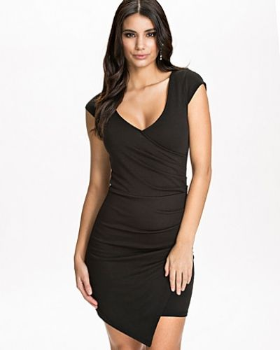 NLY One Cap Sleeve Wrap Dress