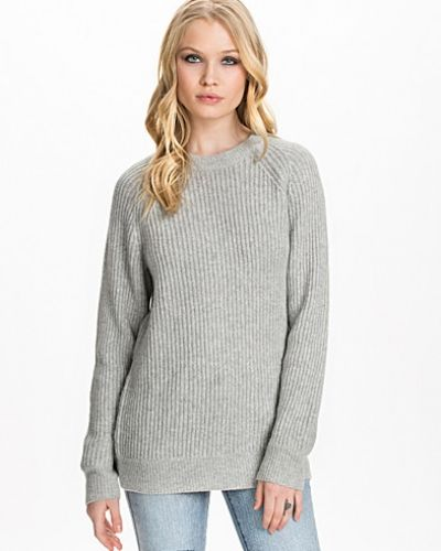 T By Alexander Wang Cash Wool Half Cardigan