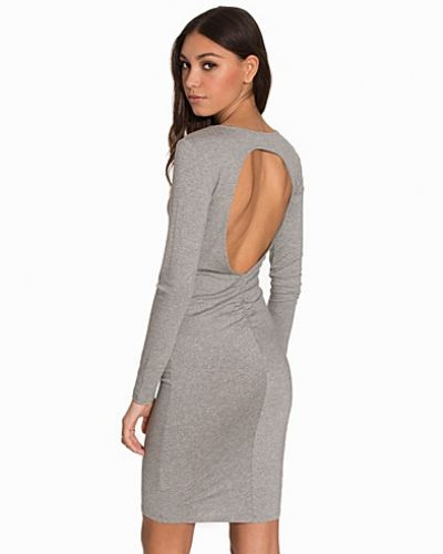 NLY Trend Casual Open Back Dress